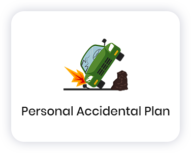 Personal accident insurance plan